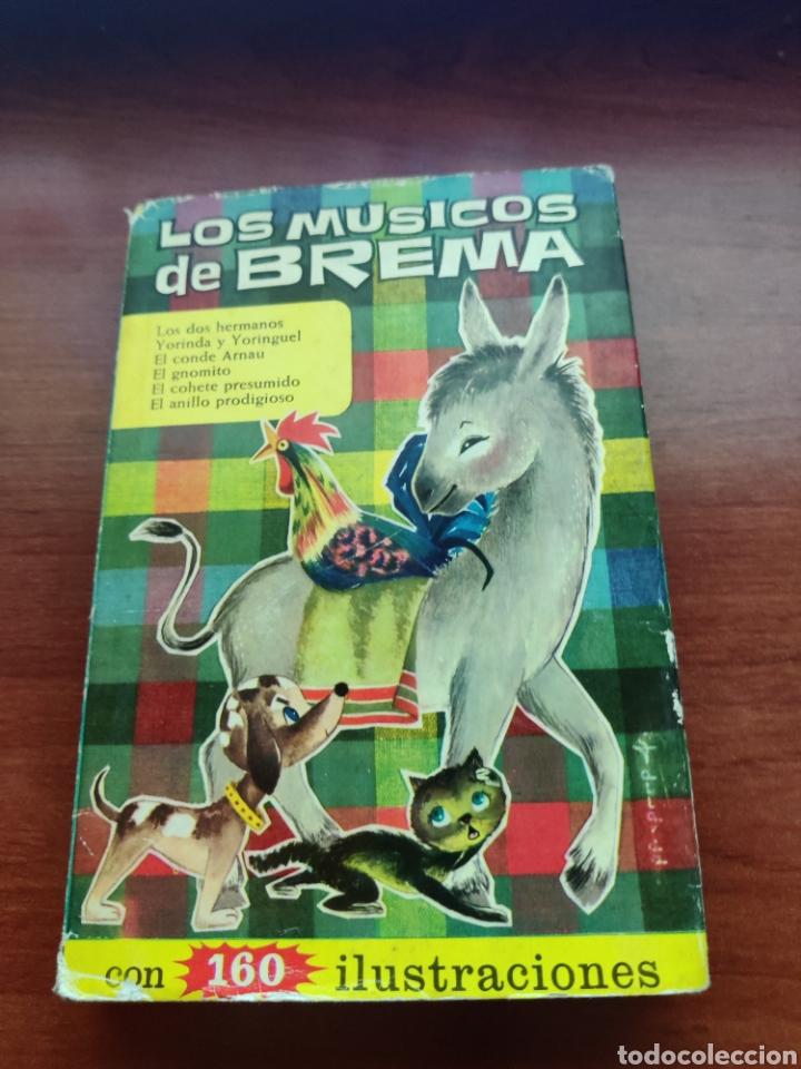 LOS MÚSICOS DE BREMA COLECCIÓN HEIDI BRUGUERA 1963 (Tebeos y Comics - Bruguera - Historias Selección)