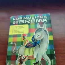 Tebeos: LOS MÚSICOS DE BREMA COLECCIÓN HEIDI BRUGUERA 1963. Lote 219670097