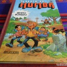 Tebeos: SUPER HUMOR Nº 2 BENITO BONIATO. BRUGUERA 1ª PRIMERA EDICIÓN 1985. BUEN ESTADO.. Lote 219693050