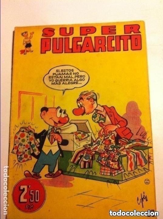 SUPER PULGARCITO - NUM. 26- MUY BIEN CONSERVADO (Tebeos y Comics - Bruguera - Pulgarcito)