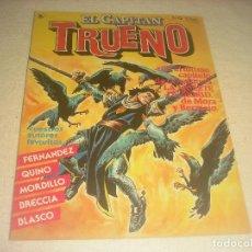 Tebeos: EL CAPITAN TRUENO N. 12 . AÑO I, 1986.. Lote 254054220
