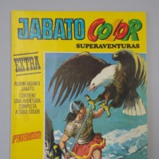 "Tebeos: JABATO COLOR EXTRA - 3ª EPOCA Nº 3, ""PERSEGUIDOS"", ALBUM AMARILLO, 1978 ...L2090. Lote 219822395"