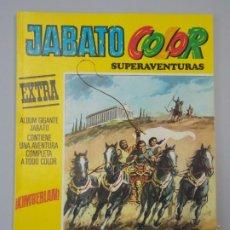 "Tebeos: JABATO COLOR EXTRA - 3ª EPOCA Nº 4, ""KIMBERLAN"", ALBUM AMARILLO, 1978 ...L2091. Lote 219822618"