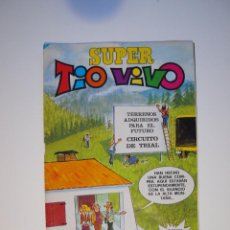 Giornalini: SUPER TIO VIVO Nº 76 - 2ª ÉPOCA - BRUGUERA 1979 - 40 PTAS.. Lote 220101873