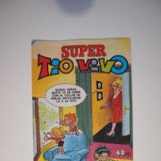 Giornalini: SUPER TIO VIVO Nº 85 - 2ª ÉPOCA - BRUGUERA 1979 - 40 PTAS.. Lote 220102510