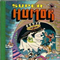 Tebeos: SUPER HUMOR VII - BRUGUERA 1975 PRIMERA 1ª EDICION 360 PAG, CON 5 OLE Nº 11, 31, 58, 62, 71. Lote 220171740