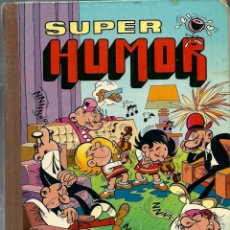 Tebeos: SUPER HUMOR VIII - BRUGUERA 1975 PRIMERA 1ª EDICION 360 PAG, CON 5 OLE Nº 14, 60, 68, 75, 79. Lote 220172433
