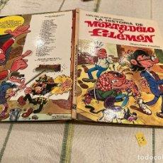 Giornalini: ASES DEL HUMOR Nº10 LA HISTORIA DE MORTADELO Y FILEMON - 2º EDICION - EDITORIAL BRUGUERA 1979. Lote 220184325