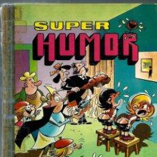 Tebeos: SUPER HUMOR XVIII - BRUGUERA 1977 PRIMERA 1ª EDICION 360 PAG, CON 5 OLE Nº 17, 27, 129, 130 Y 136. Lote 220185435