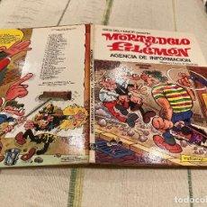 Giornalini: ASES DEL HUMOR Nº8 AGENCIA DE INFORMACION- MORTADELO Y FILEMON - 2º EDICION -EDITORIAL BRUGUERA 1979. Lote 220185547