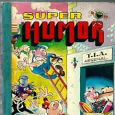 Tebeos: SUPER HUMOR XXIII - BRUGUERA 1978 PRIMERA 1ª EDICION 360 PAG, CON 5 OLE Nº 152 153 154 155 Y 156. Lote 220190978
