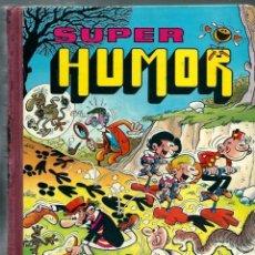 Tebeos: SUPER HUMOR XXVI - BRUGUERA 1979 PRIMERA 1ª EDICION 360 PAG, CON 5 OLE Nº 167 168 169 170 Y 171. Lote 220191761