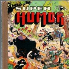 Tebeos: SUPER HUMOR XXXIII - BRUGUERA 1980 PRIMERA 1ª EDICION 360 PAG, CON 5 OLE Nº 202 203 204 205 Y 206. Lote 220194576