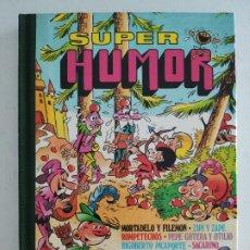 Tebeos: SUPER HUMOR, EDT. BRUGUERA N° XVI , 4ª EDICIÓN 1985. Lote 220234077
