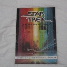 Tebeos: COMIC STAR TREK. LA CONQUISTA DEL ESPACIO. (1980).. Lote 209139470