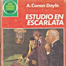 Tebeos: JOYAS LITERARIAS Nº 264: ESTUDIO EN ESCARLATA. Lote 220298727