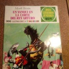 Tebeos: COMIC DE JOYAS LITERARIAS JUVENILES UN YANQUI EN LA CORTE DEL REY ARTURO AÑO 1970 Nº 5. Lote 220501246