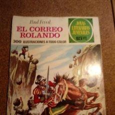 Tebeos: COMIC DE JOYAS LITERARIAS JUVENILES EL CORREO ROLANDO AÑO 1974 Nº 93. Lote 220503168