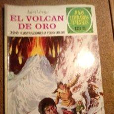 Tebeos: COMIC DE JOYAS LITERARIAS JUVENILES EL VOLCÁN DE ORO AÑO 1973 Nº 79. Lote 220506012