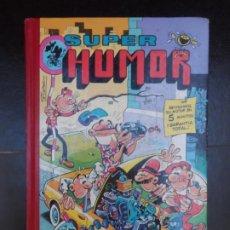 Livros de Banda Desenhada: SUPER HUMOR VOLUMEN 37 TAPA DURA EDICIONES B. Lote 220506377