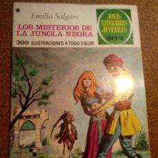 Tebeos: COMIC DE JOYAS LITERARIAS JUVENILES LOS MISTERIOS DE LA JUNGLA NEGRA AÑO 1978 Nº 149. Lote 220509218