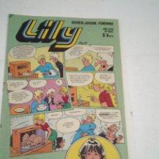 Tebeos: LILY - AÑO XVIII - NUMERO 1042 - ED BRUGUERA - CJ 123 - GORBAUD. Lote 220518585