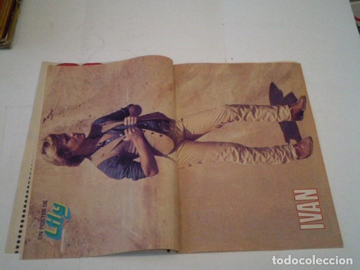 Tebeos: LILY - AÑO XVII - NUMERO 976 - CON POSTER - BUEN ESTADO - ED BRUGUERA - CJ 123 - GORBAUD - Foto 3 - 220519175