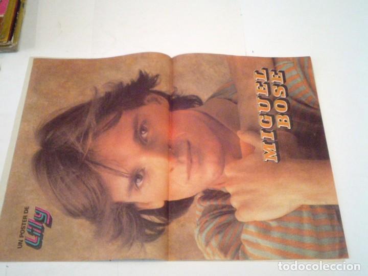 Tebeos: LILY - AÑO XVII - NUMERO 953 - CON POSTER DE MIGUEL BOSE - ED BRUGUERA - CJ 123 - GORBAUD - Foto 3 - 220519778