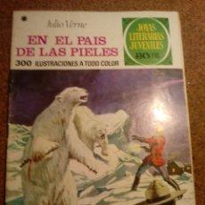 Tebeos: COMIC DE JOYAS LITERARIAS JUVENILES EN EL PAIS DE LAS PIELES AÑO 1978 Nº 147. Lote 220522811