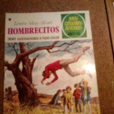 Tebeos: COMIC DE JOYAS LITERARIAS JUVENILES HOMBRECITOS AÑO 1978 Nº 127. Lote 220523482