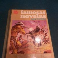 Tebeos: FAMOSAS NOVELAS - VOLÚMEN XVI - BRUGUERA 1ª EDICIÓN 1979 (J. VERNE-E. SALGARI -C. DICKENS-D'AMICIS). Lote 220552526