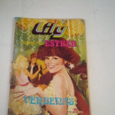 Tebeos: LILY - ESPECIAL ESTHER - VERBENAS - NUMERO 7 - EDICIONES BRUGUERA - GORBAUD - CJ 123. Lote 220553731