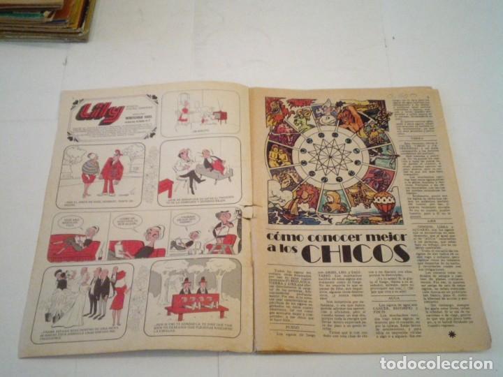 Tebeos: LILY - ESPECIAL ESTHER - VERBENAS - NUMERO 7 - EDICIONES BRUGUERA - GORBAUD - CJ 123 - Foto 2 - 220553731