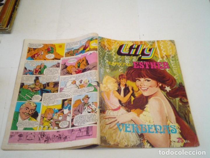 Tebeos: LILY - ESPECIAL ESTHER - VERBENAS - NUMERO 7 - EDICIONES BRUGUERA - GORBAUD - CJ 123 - Foto 6 - 220553731