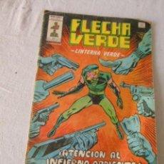 Tebeos: FLECHA VERDE MUNDI COMICS V1 - Nº7. Lote 220663861