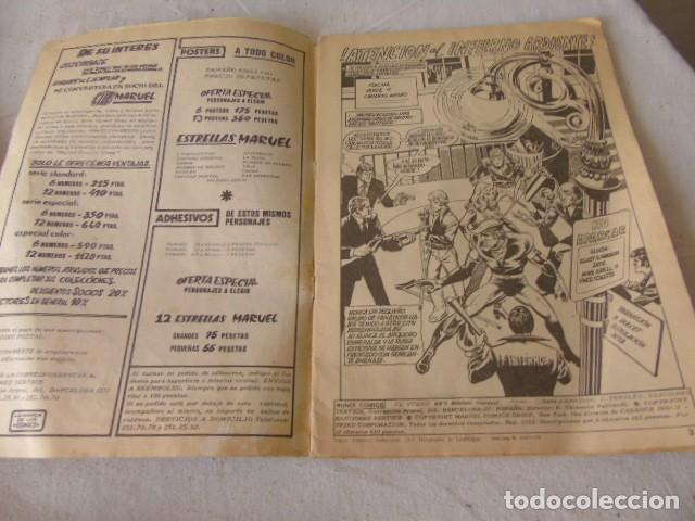 Tebeos: FLECHA VERDE MUNDI COMICS V1 - Nº7 - Foto 3 - 220663861