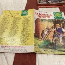 Tebeos: JOYAS LITERARIAS JUVENILES Nº 233. LA DONCELLA DE PERTH.1ª EDICION . 1980 BRUGUERA. Lote 220818870
