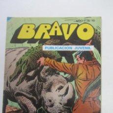 Tebeos: BRAVO Nº 70 - INSPECTOR DAN 35 - BRUGUERA 1976 CX73. Lote 220882826