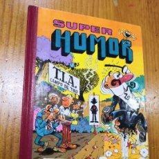 Tebeos: SUPER HUMOR BRUGUERA F. IBÁÑEZ. VOLUMEN LI ENVÍO CERTIFICADO 6.99. Lote 220954598