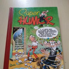 Tebeos: SUPER HUMOR 24. MORTADELO Y FILEMÓN. Lote 221011531