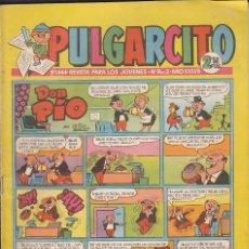 Tebeos: COMIC PULGARCITO 1444 CON CAPITAN TRUENO. Lote 221127855