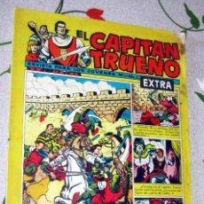 Tebeos: EL CAPITAN TRUENO EXTRA Nº 103 AÑO II EN BUEN ESTADO. Lote 221131422