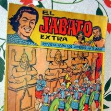 Tebeos: EL JABATO Nº 11 , AÑO 1 EN BUEN ESTADO. Lote 221132045