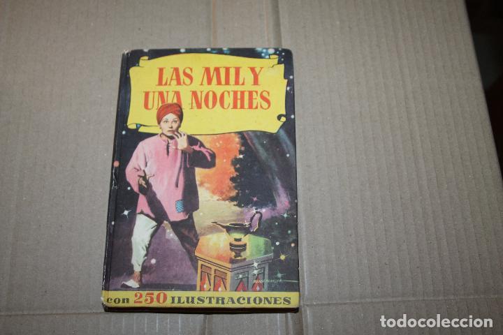 LAS MIL Y UNA NOCHES, COLECCIÓN HISTORIAS, EDITORIAL BRUGUERA, 1ª EDICIÓN, AÑO 1957 (Tebeos y Comics - Bruguera - Historias Selección)