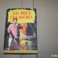 Tebeos: LAS MIL Y UNA NOCHES, COLECCIÓN HISTORIAS, EDITORIAL BRUGUERA, 1ª EDICIÓN, AÑO 1957. Lote 221275320