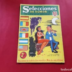 Tebeos: SELECCIONES DE HUMOR DDT -Nº 70. Lote 221281461