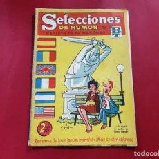 Tebeos: SELECCIONES DE HUMOR DDT -Nº 72. Lote 221281532