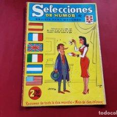 Tebeos: SELECCIONES DE HUMOR DDT -Nº 75. Lote 221281641