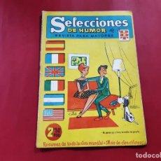 Tebeos: SELECCIONES DE HUMOR DDT -Nº 84. Lote 221282467