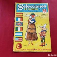 Tebeos: SELECCIONES DE HUMOR DDT -Nº 85. Lote 221282560